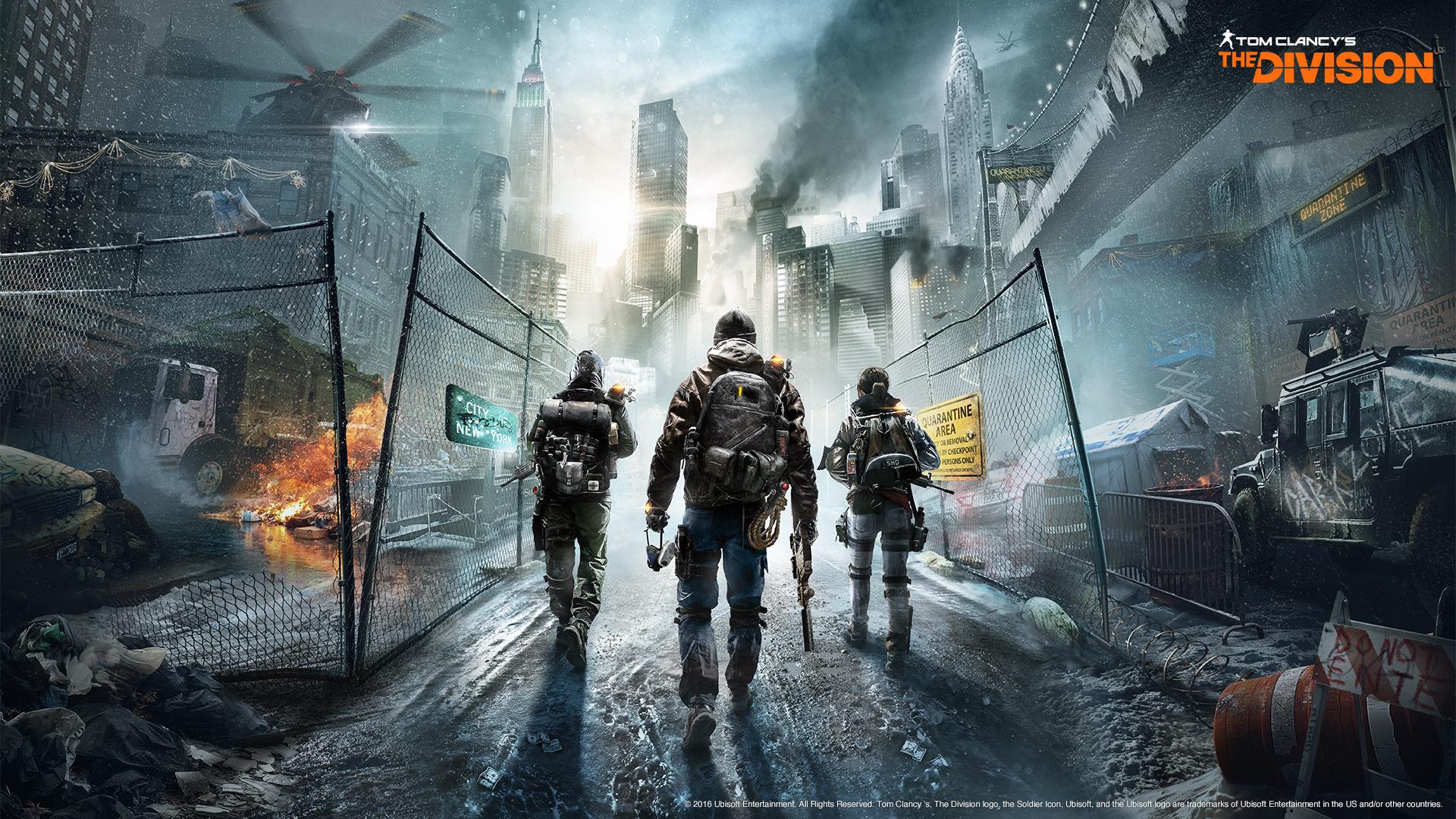 The Division ディビジョン 壁紙 アイコン ダウンロード Ubisoft
